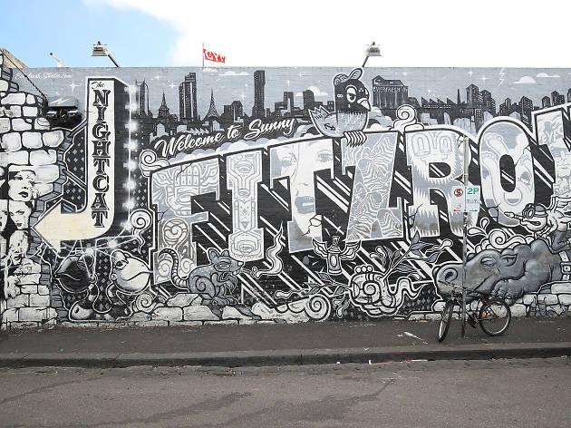 Entre los 50 barrios más cool del mundo está Fitzroy en Melbourne