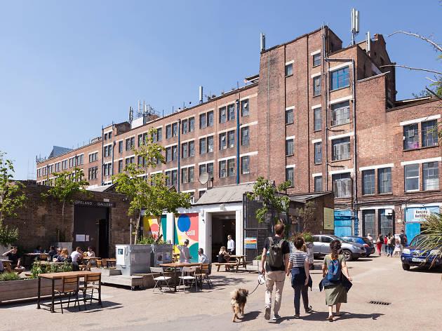 Entre los 50 barrios más cool del mundo está Peckham en Londres