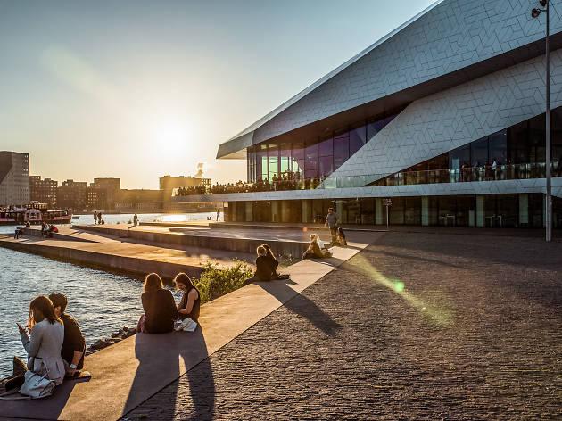 Entre los 50 barrios más cool del mundo está Noord en Ámsterdam