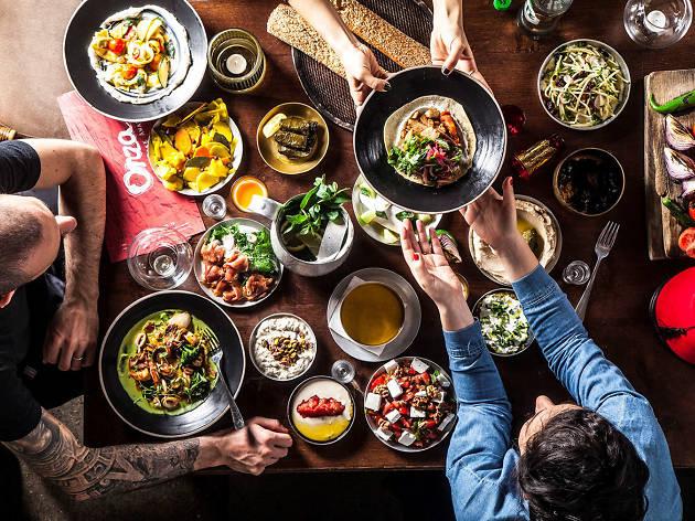 Entre los 50 barrios más cool del mundo está Shuk HaPishpeshim en Tel Aviv-Jaffa