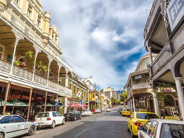 Entre los 50 barrios más cool del mundo está City Bowl District en Ciudad del Cabo
