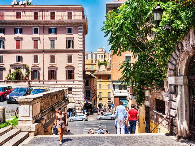 Entre los 50 barrios más cool del mundo está Monti en Roma
