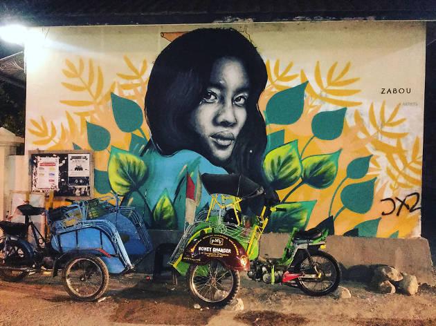 Entre los 50 barrios más cool del mundo está Prawirotaman en Yogyakarta