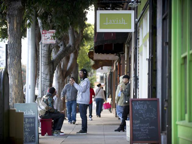 Entre los 50 barrios más cool del mundo está Hayes Valley en San Francisco