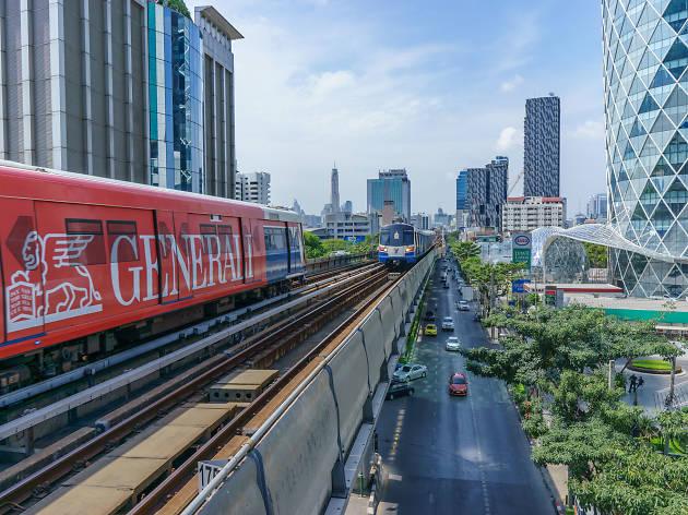 Entre los 50 barrios más cool del mundo está Ari en Bangkok