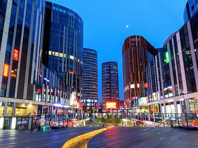 Entre los 50 barrios más cool del mundo está Sanlitun en Beijing