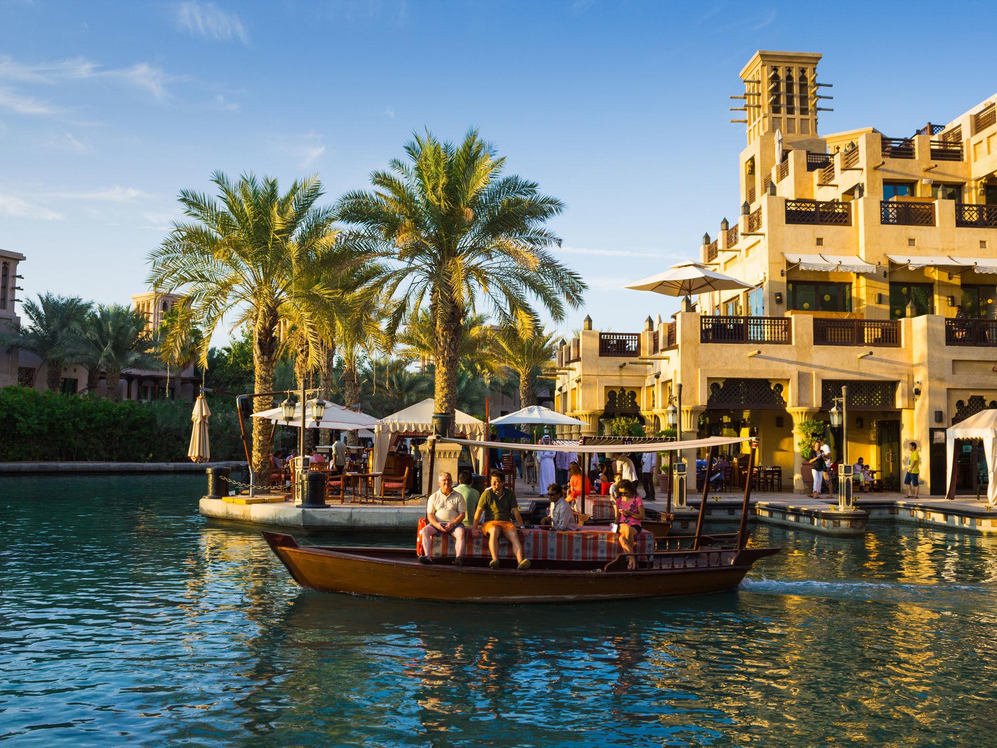 Entre los 50 barrios más cool del mundo está Dubai Marina y Jumeirah Beach Residence en Dubai