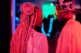 A still from the film Rafiki