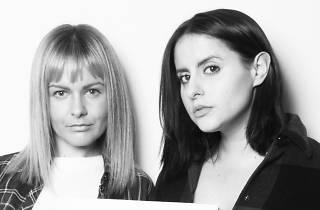 Rosebud Baker and Corinne Fisher