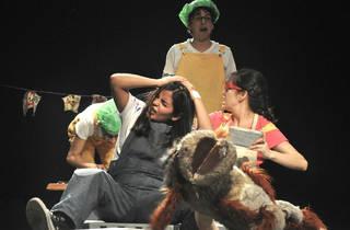 Paty Pelotes (Foto: Jorge Vargas/ Secretaría de Cultura)