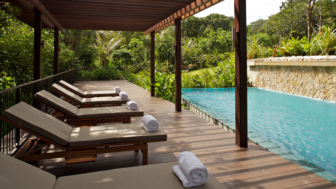 The best chalets and resorts in Singapore