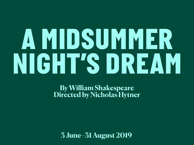 A Midsummer Night's Dream, Bridge Theatre