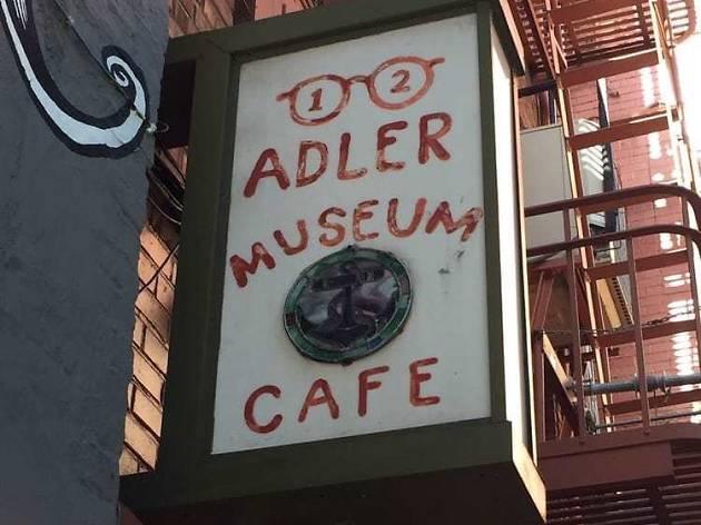 Specs' Twelve Adler Museum Cafe