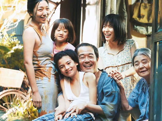 Shoplifters de Hirokazu Koreeda