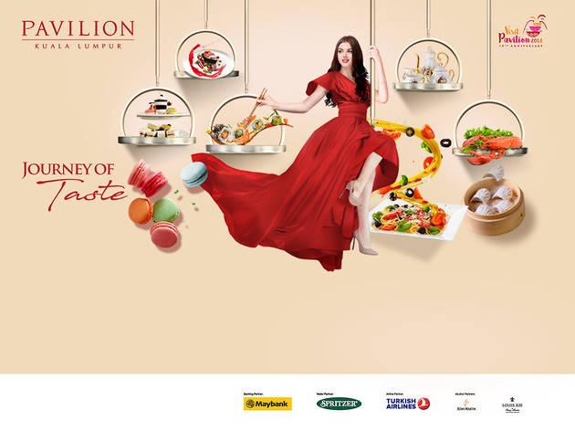 Pavilion KL's Journey of Taste