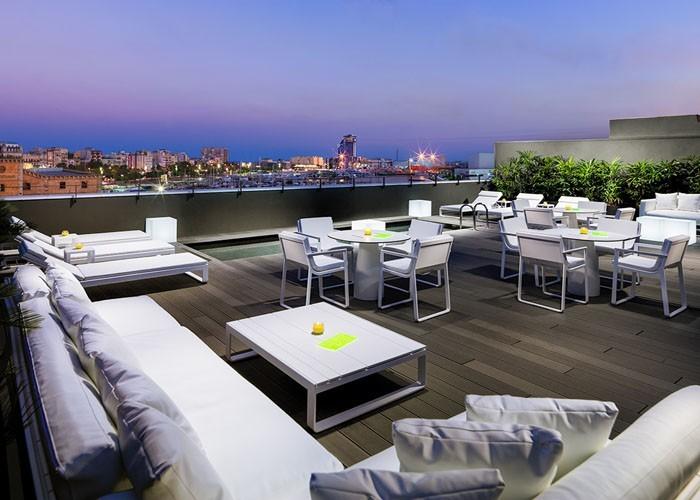 Gaudeix dels millors còctels als hotels de Barcelona