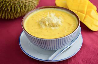 Ah Chew Desserts – Durian Mango Sago