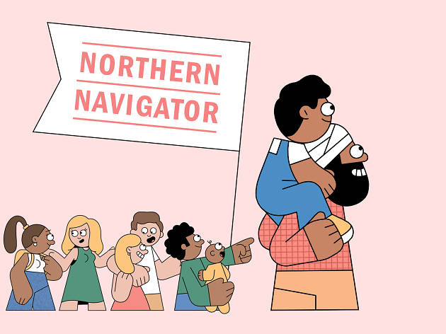 Northern Navigator lead tile