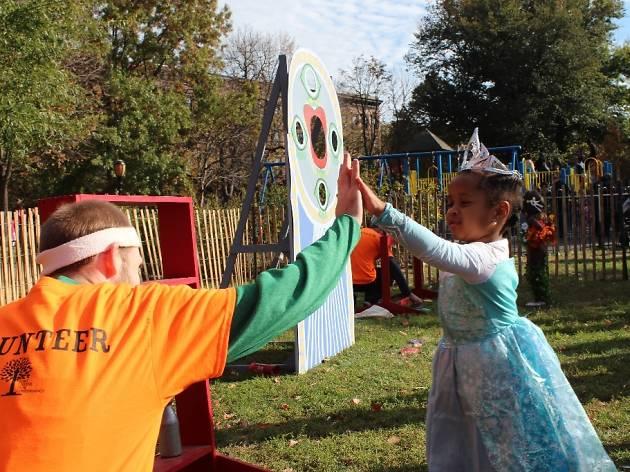 Fort Greene Halloween Festival