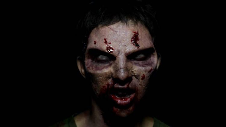 Zombies en CDMX