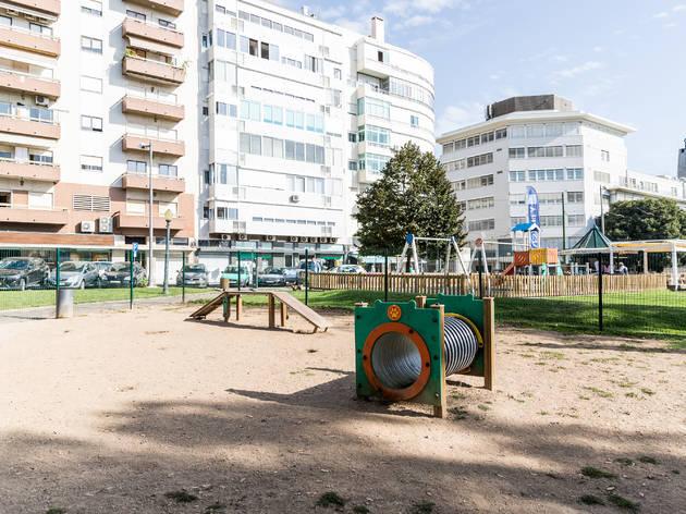 Dog park da Praça São João Bosco, Estrela