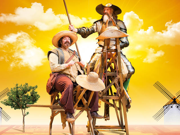 Up to 40% off the RSC's 'Don Quixote' at Garrick Theatre