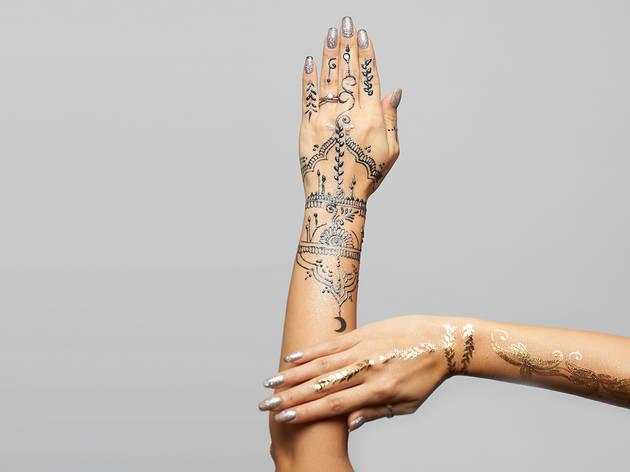 25% off a Henna tattoo at Pavan Henna Bar