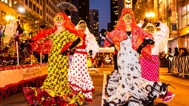 The best Halloween events in Chicago