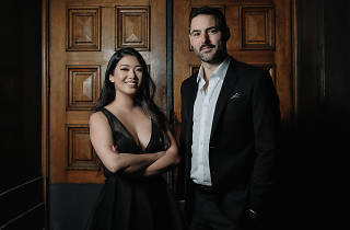 Employees Only Anna Fang and Robert Krueger