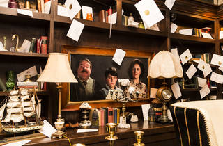 Go inside Hubbard Inn's awesomely accurate Harry Potter pop-up bar