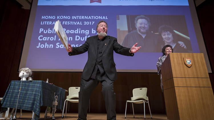 Hong Kong International Literary Festival 2017