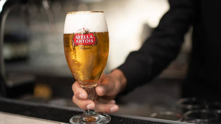 Stella Artois at Oolaa Petite