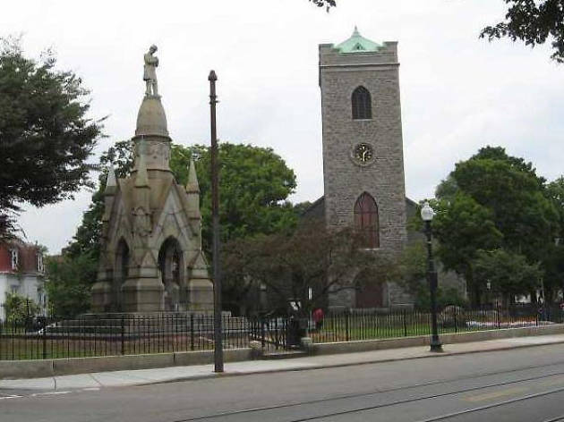 First Church in Jamaica Plain