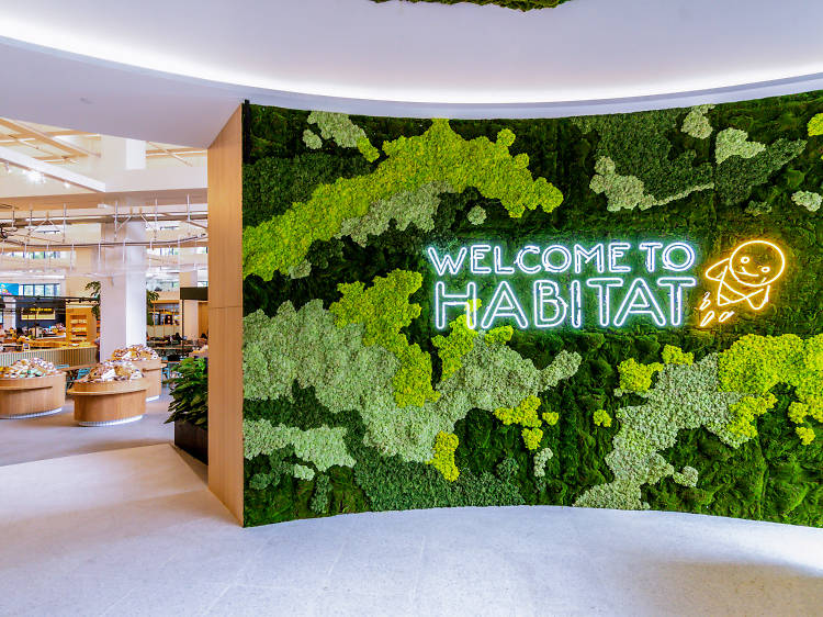 Habitat by Honestbee is the supermarket of the future