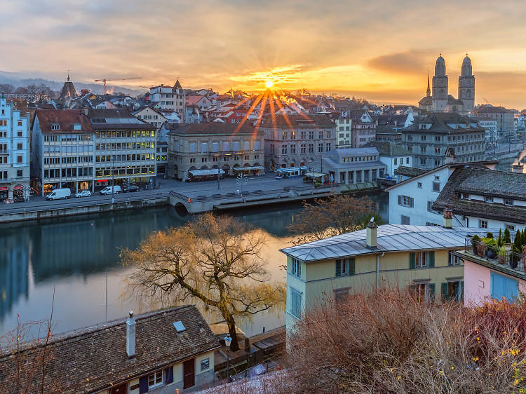 People of Zurich! Tell us what you love (and hate) about life in your city by taking the Time Out Index survey