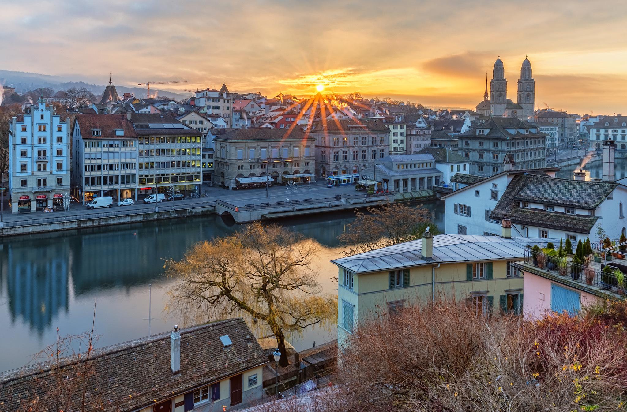 Lindenhof, Zurich