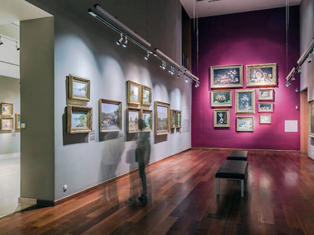 Sakıp Sabancı Müzesi, Sakıp Sabancı Museum