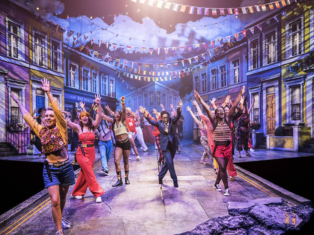 Twelfth Night, Young Vic 2018
