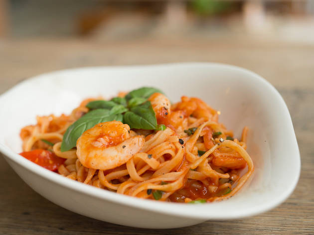 Win one of ten £100 vouchers for Vapiano