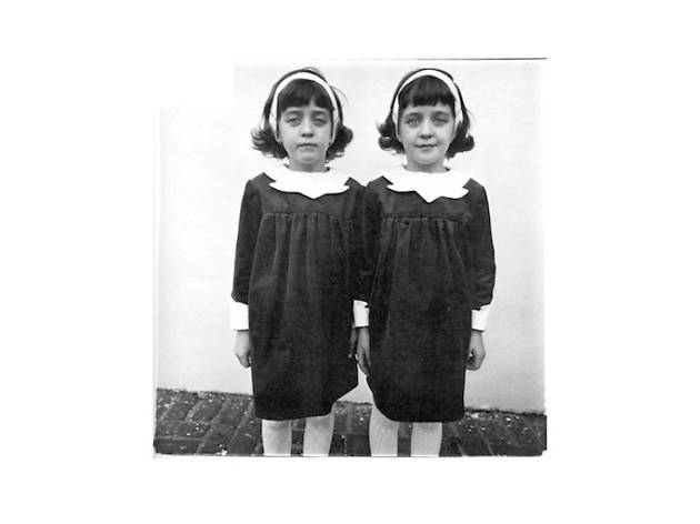 Diane Arbus, Identical Twins, Roselle New Jersey, 1967
