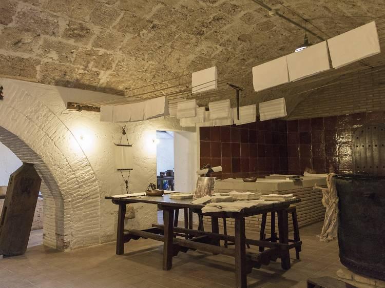 El Museu Molí Paperer de Anoia: historia sobre papel