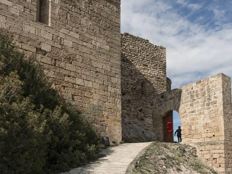 Dalt del castell