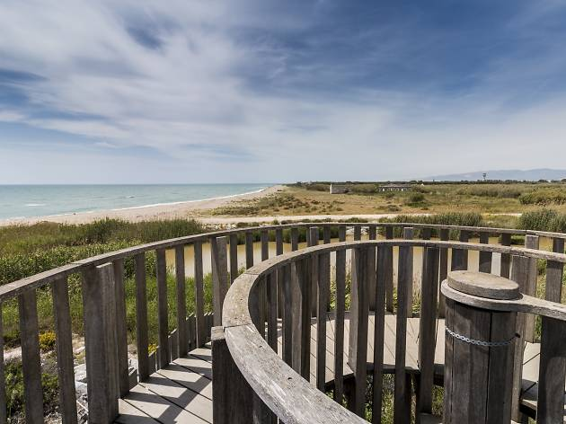 Espais Naturals del delta del Llobregat