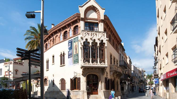 Canet de Mar Casa Museu Domènech i Montaner