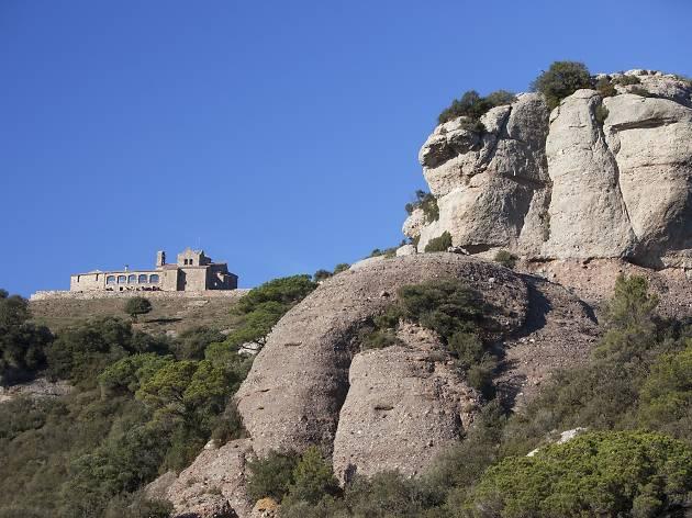Parc Natural de Sant Llorenç del Munt i Serra de l'Obac. © Oriol Clavera