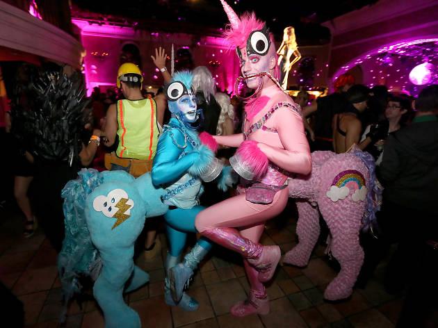 Halloween LGBT en la cdmx