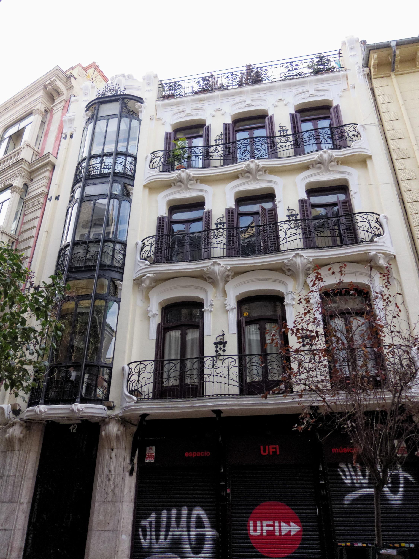 Casa Pérez Vilaamil
