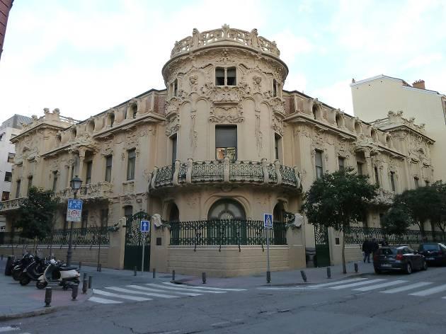 Palacio de Longoria SGAE