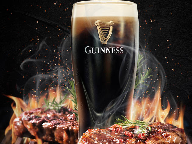 The Great Grill Out by Guinness turns up the heat with a food festival