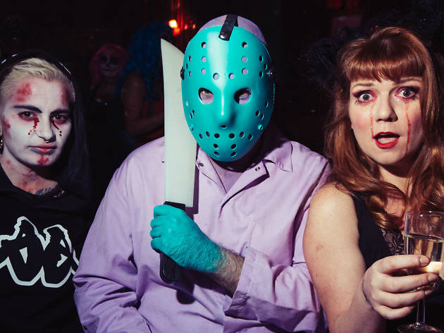 26 gruesomely good Halloween events in London
